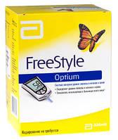 Система контроля уровня глюкозы и кетонов в крови «FreeStyle Optium»