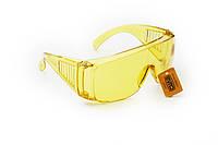 Очки защитные СПЕКТРУМ (желтые) СИЛА