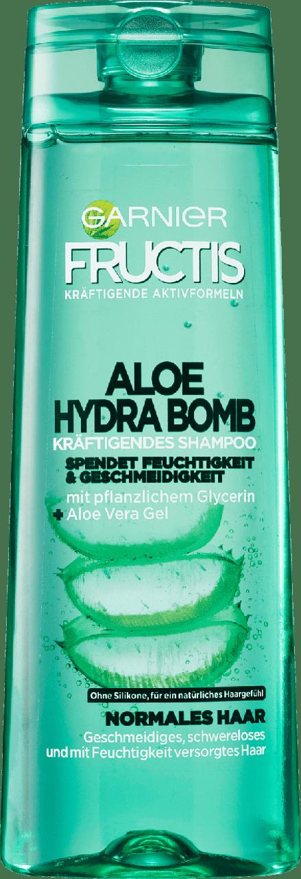 Шампунь GARNIER FRUCTIS Hydra Aloe Bomb, 300 мл.