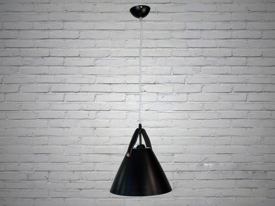 Яркий винтажный светильник-подвес
