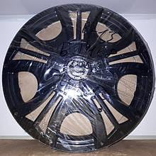 Колпаки на колеса Star Бумер черный R13