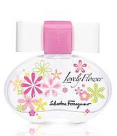 Наливные духи «Incanto Lovely Flower Salvatore Ferragamo» 50 ml