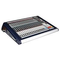 Аренда звукового оборудования:Аренда Soundcraft GB2