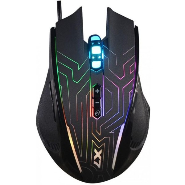 Миша A4Tech X87 Black