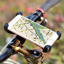 Держатель для телефона на велосипед PH-360 black