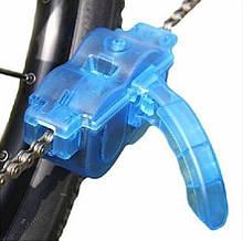 Очиститель машинка для велосипедной цепи BWC-12 blue