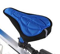 Чехол на седло (сидушку) велосипеда ColCase blue
