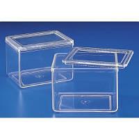 Бокс-контейнер для окраски предметных стекол