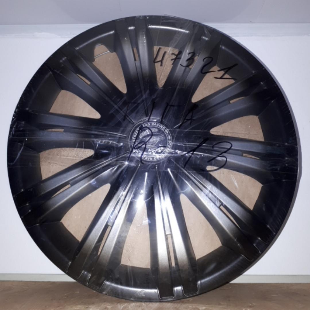 Колпаки на колеса Star Гига темный R13