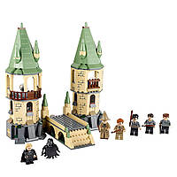 "Конструктор  JVToy аналог Lego  Harry Potter 4867 ""Битва за Хогвартс""  522 деталей"