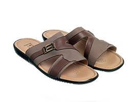 Шлепанцы Etor 792-13203-755 коричневые