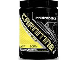 Л-карнитин NutraBolics Carnitine 1500 (120 капс) нутраболик