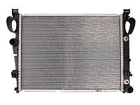 Радиатор охлаждения основной (Polcar/62774A) Mercedes S-Class(W220) Мерседес С-Класс(В220)