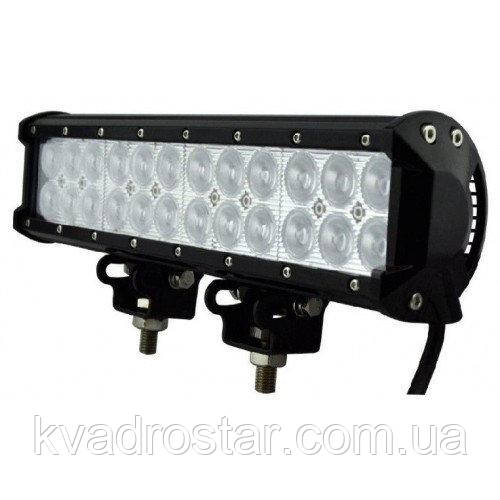 Фара, прожектор, светодиодная балка для квадроцикла ExtremeLED E033 72W 31см
