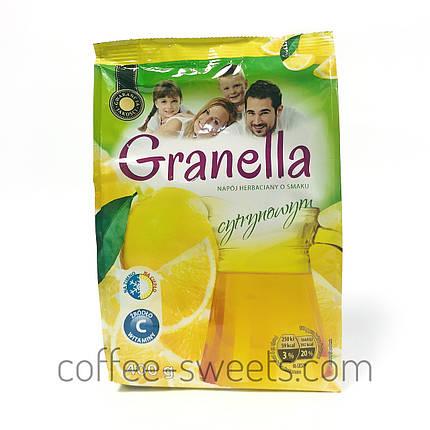 Чай гранулированный Granella (лимон) 400гр, фото 2