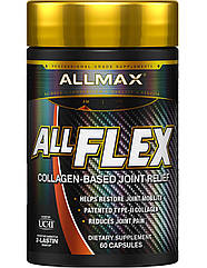 Хондропротектор All Max Nutrition All FLEX (60 капс) алл макс