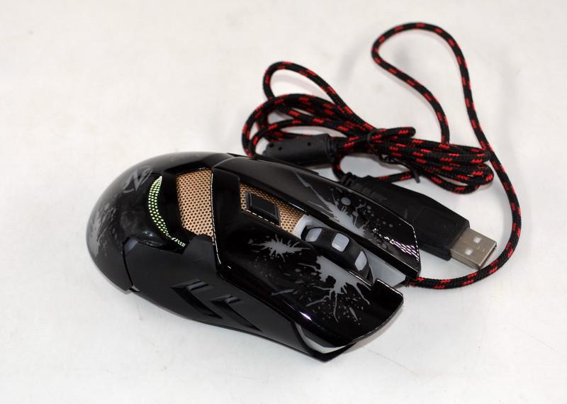 Игровая компьютерная мышь проводная Zornwee Z42