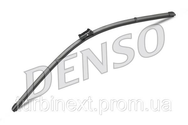 БЕЗКАРКАСНІ щітки склоочисника 650/650 MM / LHD/RHD / OPEL ASTRA J (09-) / PEUGEOT 508 (10-) DENSO DF102
