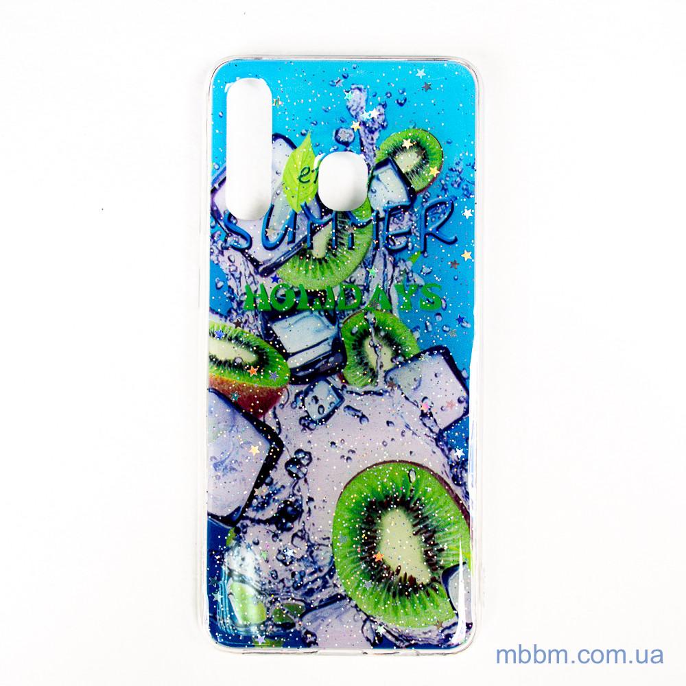 Чохол Silicon Summer Fruit Samsung A20 / A30 kiwifruit