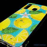 Чехол Silicon Summer Fruit Samsung A20/A30 Lemon, фото 6