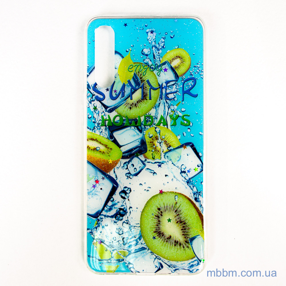Чехол Silicon Summer Fruit Samsung A30s/A50/A50s kiwifruit