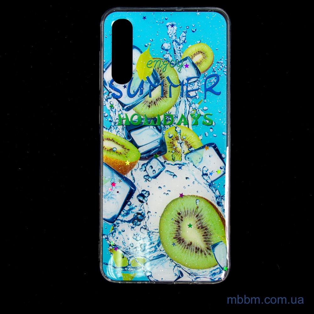 Чехол Silicon Summer Fruit Samsung A30s Galaxy A50