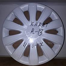 Ковпаки на колеса Star Карат білий R13