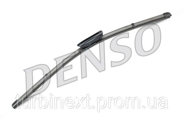 БЕЗКАРКАСНІ щітки склоочисника 750/650 MM / LHD / RENAULT GRAND SCENIC III (09-) DENSO DF062