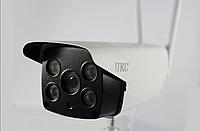 Камера CAMERA CAD 90S10B IP 2.0mp уличная, Видеокамера для улицы, Наружная видеокамера