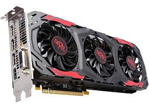 "Видеокарта PowerColor Radeon RX 480 RED DEVIL (AXRX 480 8GBD5-3DH/OC) ""Over-Stock"" Б/У"