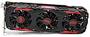 "Видеокарта PowerColor Radeon RX 480 RED DEVIL (AXRX 480 8GBD5-3DH/OC) ""Over-Stock"" Б/У, фото 3"
