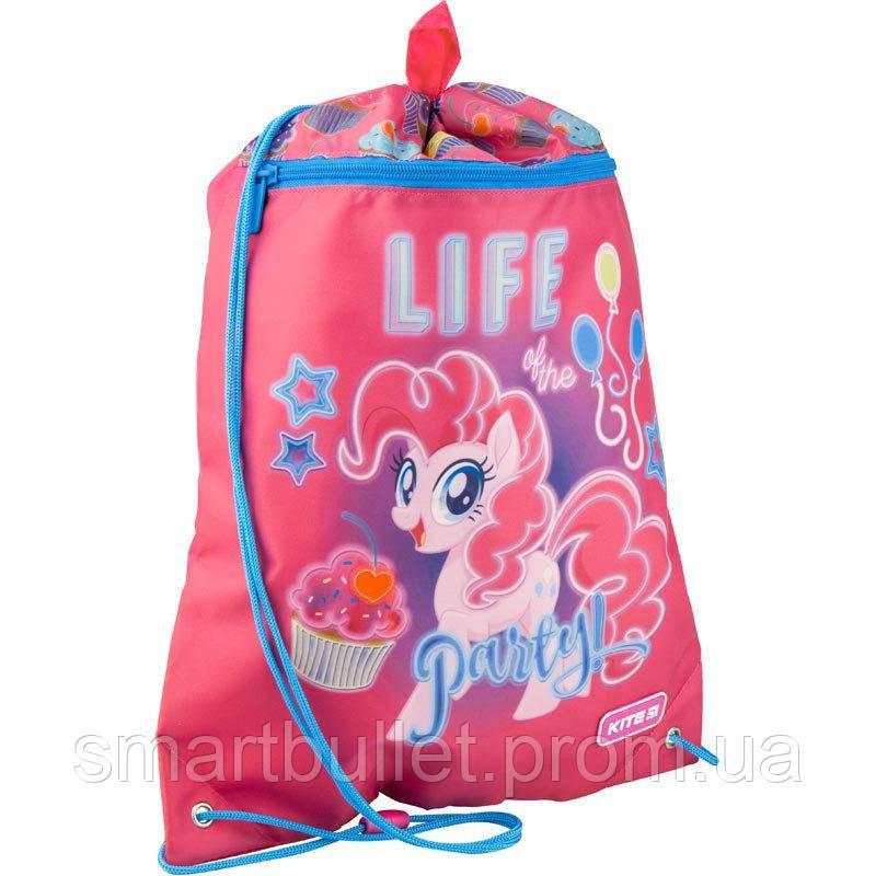 Сумка для обуви с карманом KITE Education My Little Pony LP19-601M-1