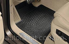Комплект оригинальных ковриков салона VW Touareg (7P) (2010-2017)  (7P1061500041)
