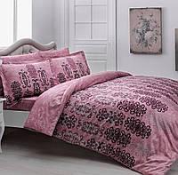 Комплект постельного белья ТАС Rauma V03 сатин семейное