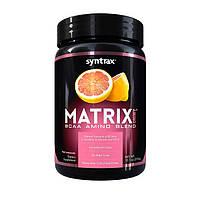 БЦАА Syntrax  BCAA  Matrix amino (370 г) синтракс матрикс амино pink lemonade