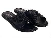 Шлепанцы Etor 844-8901 черные, фото 1