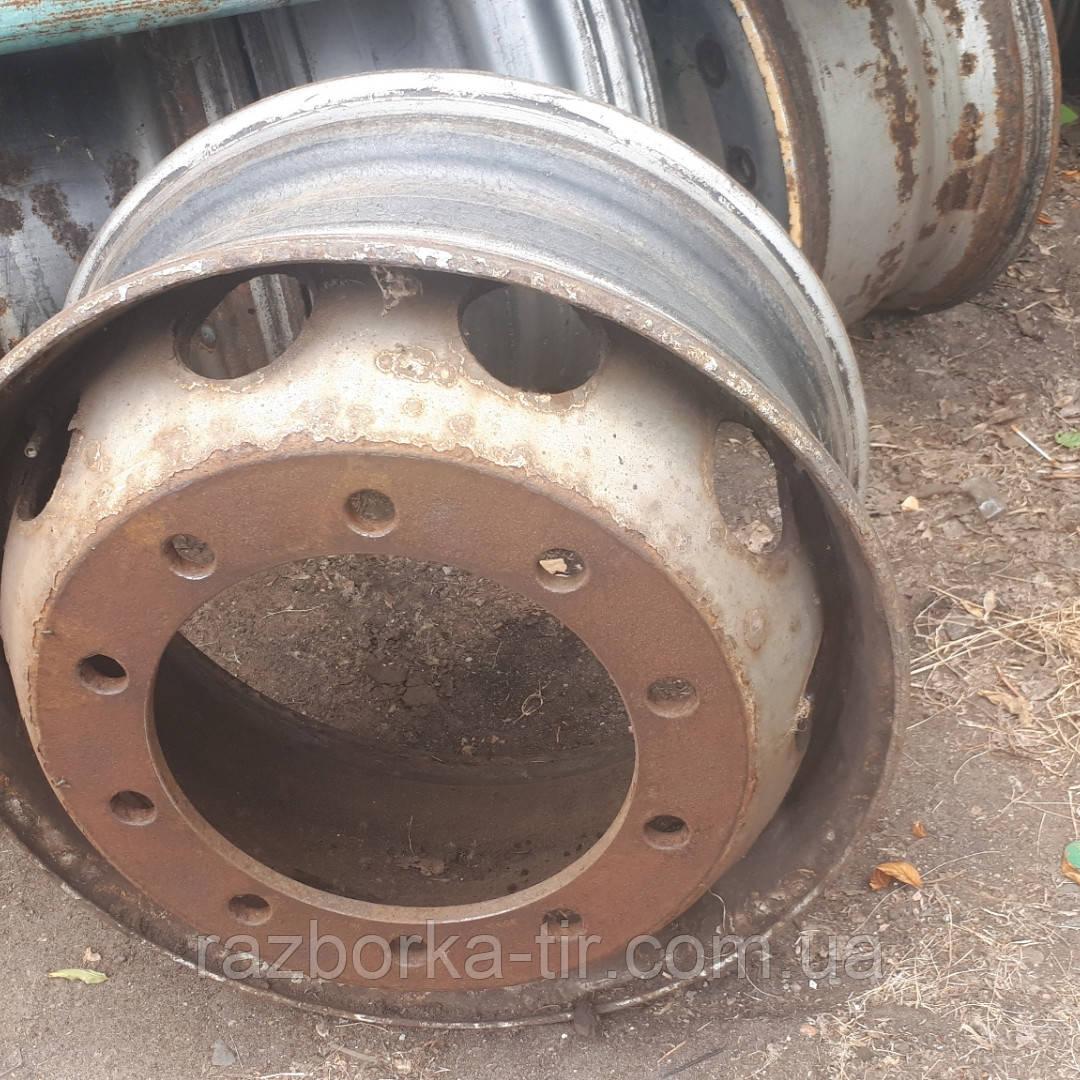 Диски колёсные в ассортименте  22,5×9