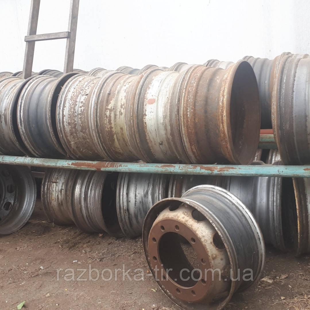 Диски колёсные в ассортименте  22,5×8