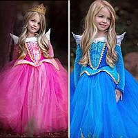 Платье  принцессы Авроры детское