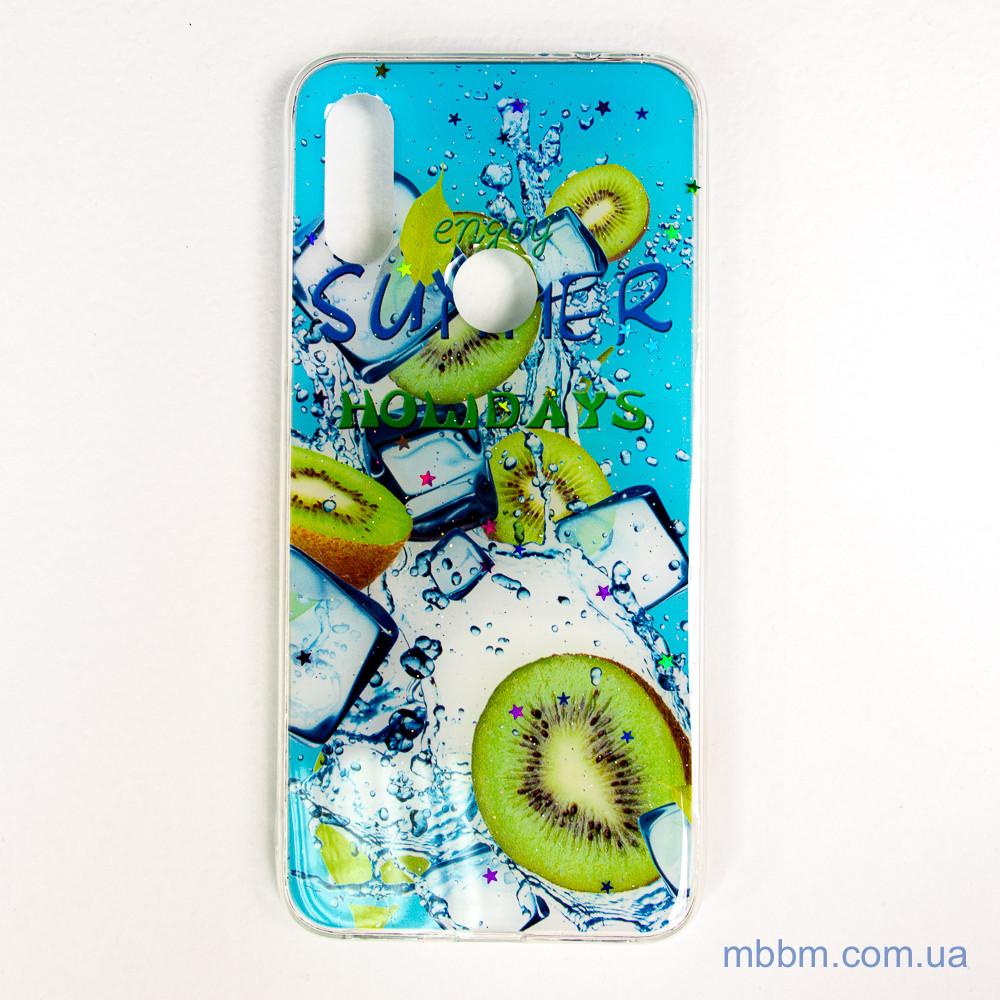 Чехол Silicon Summer Fruit Xiaomi Redmi Note 7 kiwifruit