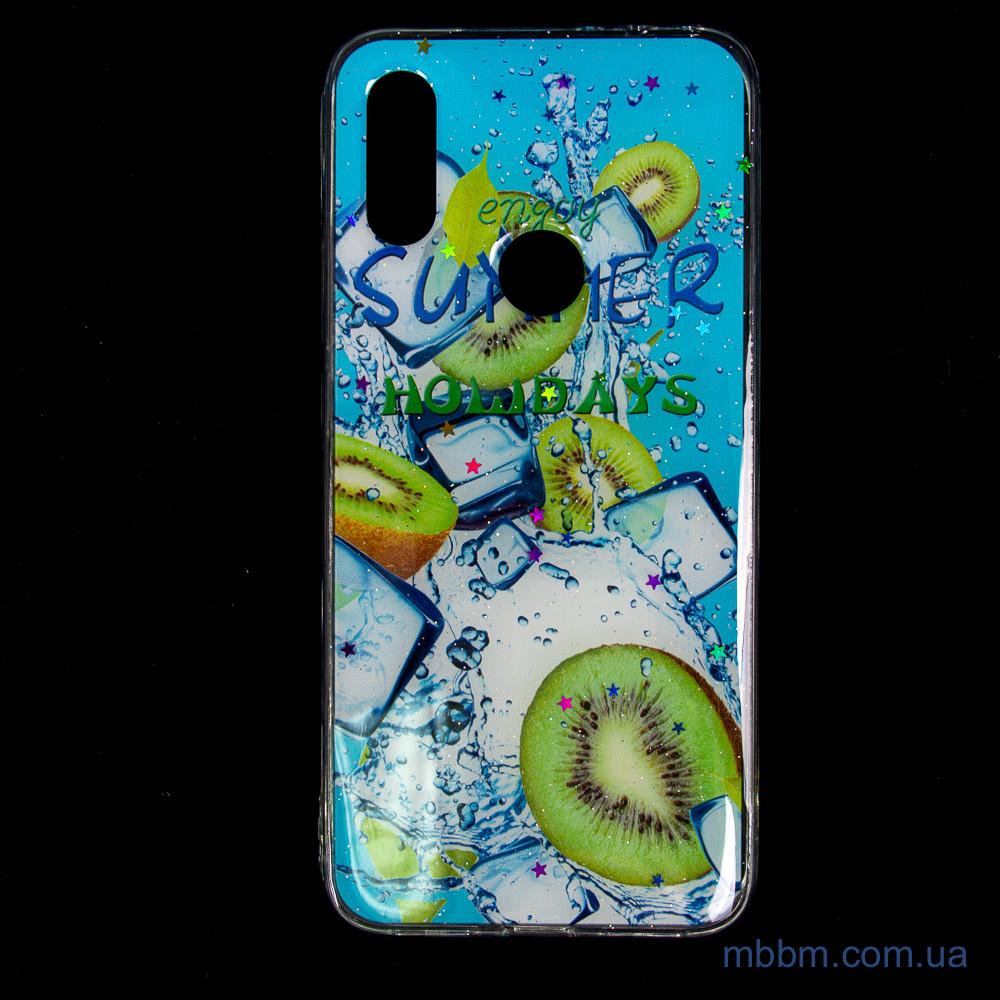 Silicon Summer Fruit Xiaomi Redmi Note 7 kiwifruit