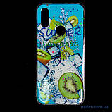 Чехол Silicon Summer Fruit Xiaomi Redmi Note 7 kiwifruit, фото 5