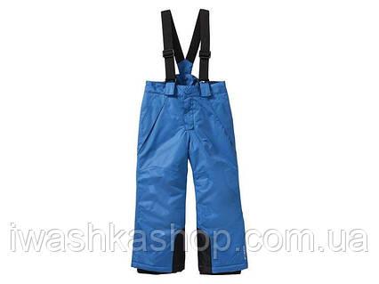 Зимові штани для хлопчика 2 - 4 років, р. 98 - 104, Lupilu