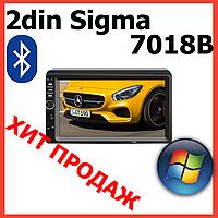 Автомагнітола 2din магнітола з Bluetooth. Мультимедійна система Sigma 7012