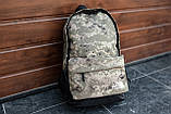 Рюкзак The North Face (camo), городской рюкзак Норз Фейс камуфляжный, камуфляжный рюкзак TNF (Реплика ААА), фото 5
