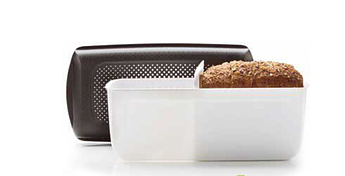 Розумна хлібник мала Tupperware
