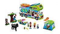 "Конструктор JVToy аналог LEGO 41339 Friends  ""Дом на колёсах""  , 536 деталей"
