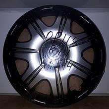 Ковпаки на колеса Star Опус темні R14