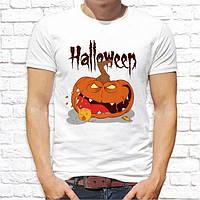 """Мужская футболка Push IT с принтом """"Halloween"""""""