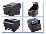 Чековый принтер 58мм AsianWell AW-5810 USB интерфейс, фото 6